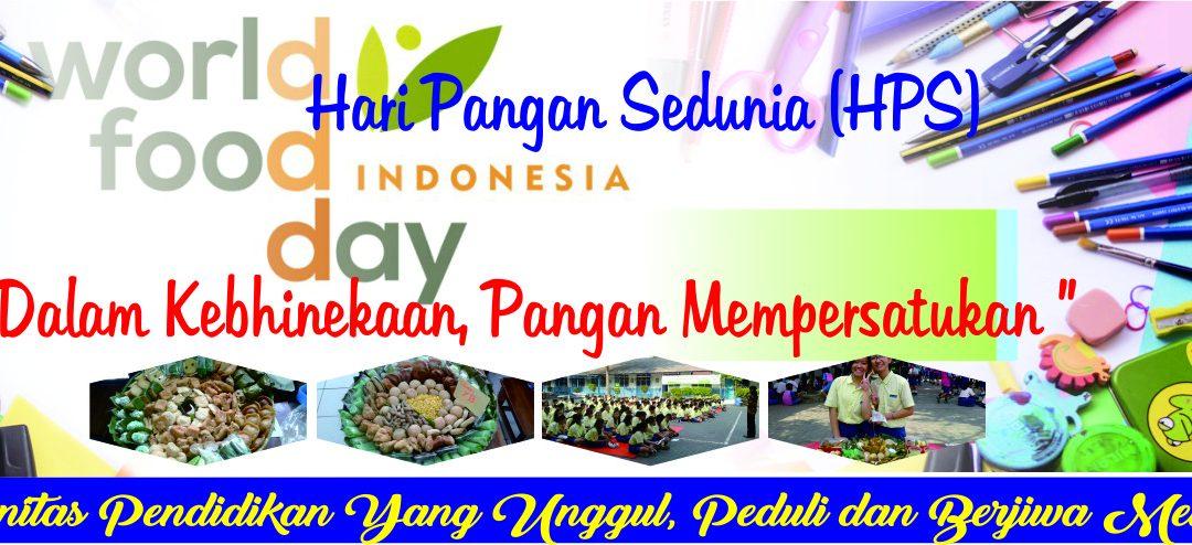 Peringatan Hari Pangan Sedunia Hps Smp Strada Bhakti Nusa