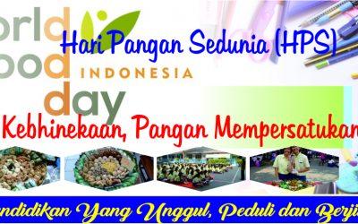 Peringatan Hari Pangan Sedunia (HPS)